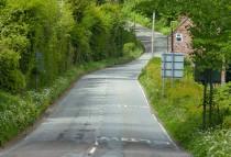 Road's quiet