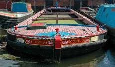 Not a narrowboat