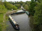 Boat jam!