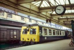 Llanelly train at Shrewsbury
