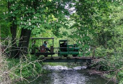 2003: Abbey Light Railway