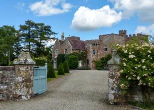 Englishman's home...