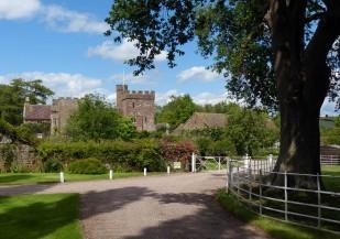 Broncroft castle
