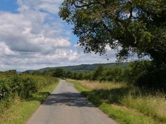 Walking to Hughley