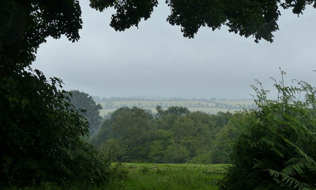 The Wrekin has vanished!