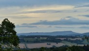 A calm evening in south Shropshire