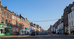 A proper main street!