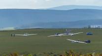 Gliding field