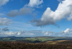 Corndon Hill and Stiperstones