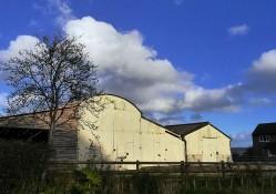 Mapp Farm barns