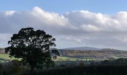 Sunshine on Wenlock Edge
