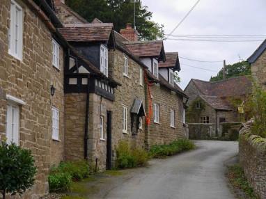 Cardington village...