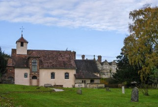 Benthall church and...