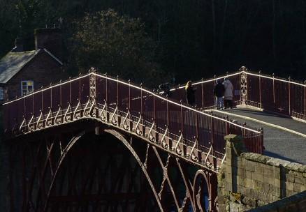 ... and the bridge