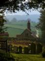 Kenley churchyard
