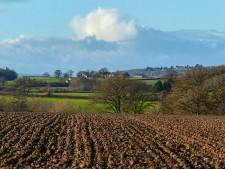 A view to Lyth Hill