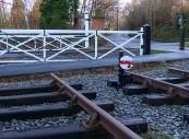 Jackfield gates