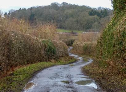Bould Lane, where...