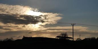 Inett skyscape
