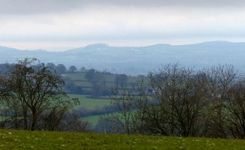 Border hills