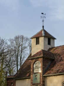 St Bartholomew's church at Benthall