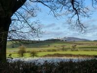 Look across to the Wrekin