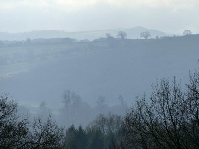 February landscape
