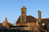 Broseley chimneys