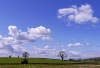 Benthall cloudscape