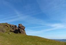 Caer Caradoc rockscape