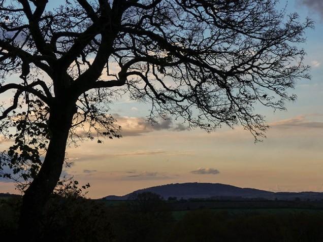 Light's going - Wrekin view