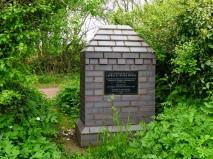 Caughley memorial