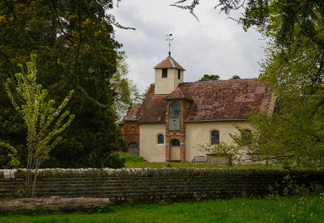 ... and church