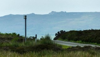 Start here: a view to the Devil's Chair
