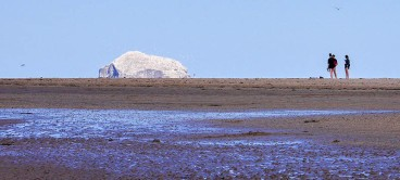 Last look at the Bass Rock