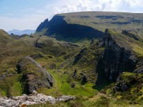 A view towards the Quiraing