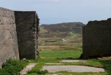 The old radar station