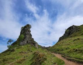 Last look at Castle Ewen