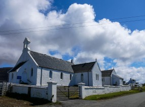 Kilmuir church