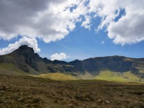 Trotternish hill country