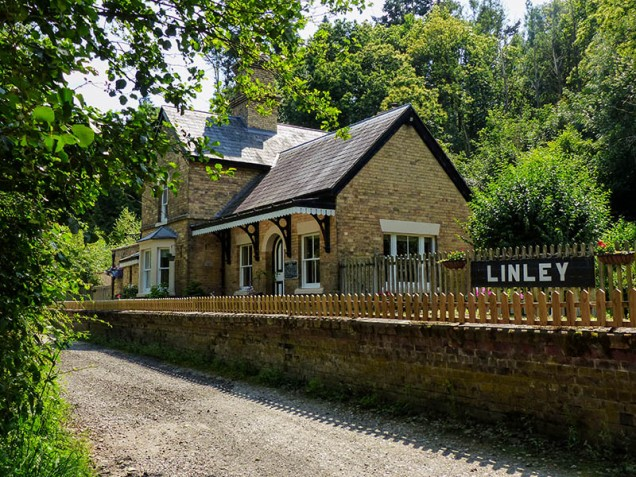 Linley station