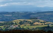 Bromlow Callow and Welsh horizon