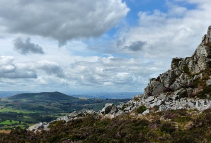 Another look at Corndon Hill