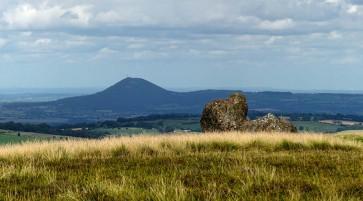 Battle Stones and Wrekin