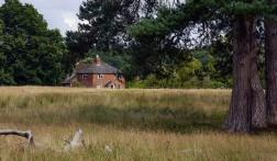 Parkland house
