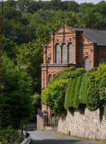 Coalbrookdale chapel