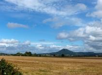 Cornfield and Wrekin