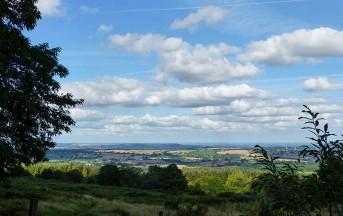 Homeward view - Shirlett horizon