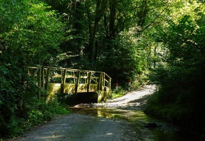 Bullhill Brook ford