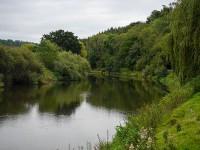 A quiet riverside
